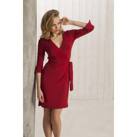 DIANE PLAIN DRESS