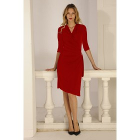 JACKY 3/4 SLEEVES DRESS