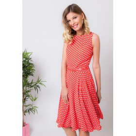 DANCE DOT DRESS
