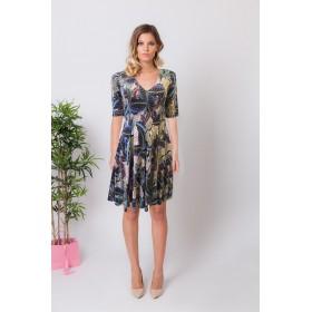 REGINE FLOWER DRESS