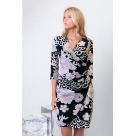 LISA ROSACE DRESS