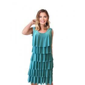 PETRA GREEN DRESS