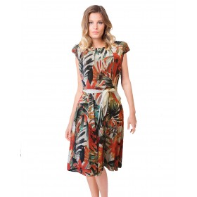 EDA TROPICALE DRESS