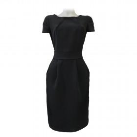 VENISE BLACK DRESS