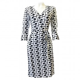 DIANE SQUARE DRESS