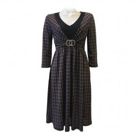 Bianca Noir Dress