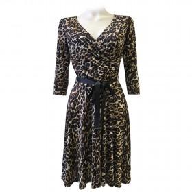 Alizée Panther Dress