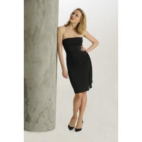 BOUCLE SHORT DRESS