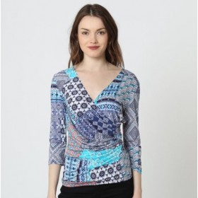 TOP LISA PATCHWORK