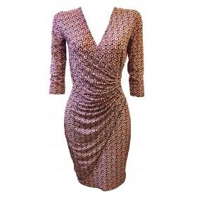 LISA FLORAL DRESS